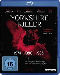 "Das ""Yorkshire Killer"" Blu-ray-Cover (Quelle: StudioCanal)"