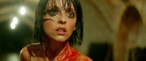 Die blutverschmierte Clara (Quelle: Universum Film)