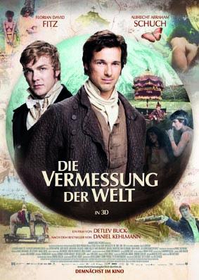 Die Vermessung der Welt - Kinoplakat (Quelle: Warner Bros.)