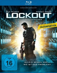 "Das Cover der ""Lockout""-Blu-Ray (Quelle: Universum Film)"