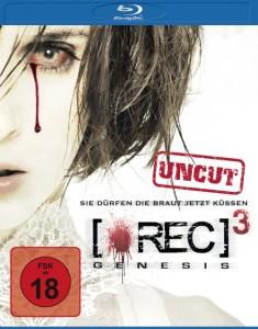 """""""Rec 3"""" Blu-ray-Cover (Quelle: Universum Film)"""
