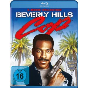 Beverly Hills Cop Trilogie Blu-ray-Cover (Quelle: Paramount Home Entertainment)