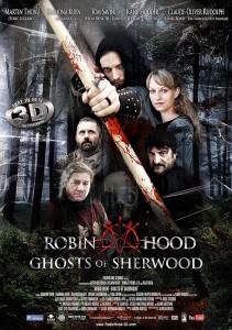 Plakat Ghosts of Sherwood (Quelle: Digidreams Studios)