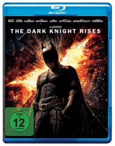 "Das Blu-ray-Cover von ""The Dark Knight Rises"" (Quelle: Warner Home Entertainment)"
