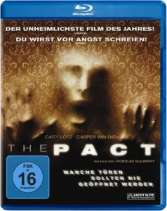 "Das Blu-ray-Cover von ""The Pact"" (Quelle: Ascot Elite)"