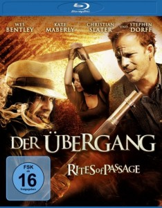 """Der Übergang - Rites of Passage"" Blu-ray-Cover (Quelle Universum Film)"