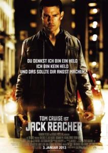 """Kinoplakat """"Jack Reacher"""" (Quelle: Paramount Pictures)"""