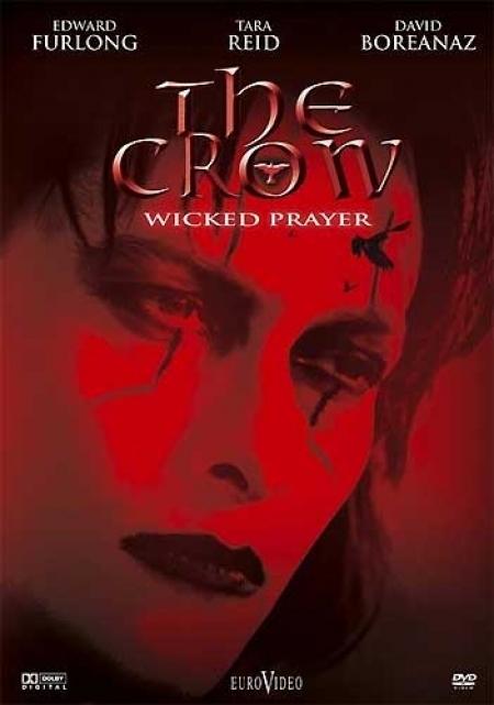 """Edward Furlong in dem billigen """"The Crow - Wicked Prayer"""" (Quelle: Hitmeister)"""