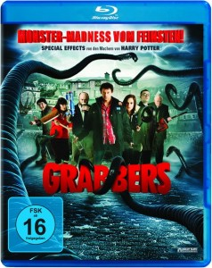 """GRABBERS"" Cover der Blu-ray (Quelle: Ascot Elite)"