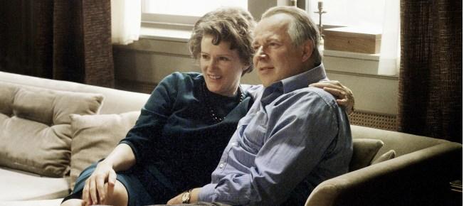 Hannah Arendt mit Ehemann Heinrich (Quelle: nfp marketing & distribution)