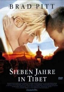 """""""Sieben Jahre in Tibet"""" mit Brad Pitt (Quelle: Hitmeister)"""