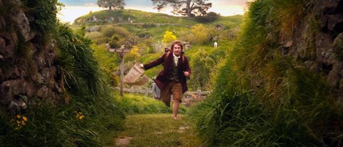 Bilbo geht auf Reise (Quelle: Warner Bros.)