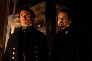 Poe und Detective Fields (Quelle: Universum Film)