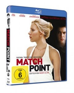 "Das ""Match Point"" Blu-ray Cover (Quelle: Paramount Home Entertainment)"