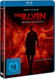 "Blu-ray-Cover von ""The Raven"" (Quelle: Universum Film)"