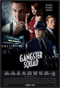 """Das Kinoplakat von """"Gangster Squad"""" (Quelle: Warner Bros. Pictures Germany)"""