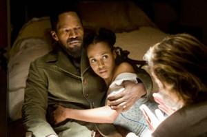 Django und Broomhilda vereint (Quelle: Sony Pictures Germany)
