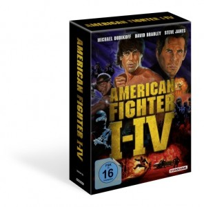 """Die """"American Fighter""""-Box (Quelle: StudioCanal)"""