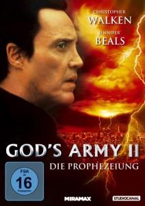 """Das neue DVD-Cover von """"God's Army II- Die Prophezeiung"""" (Quelle: StudioCanal)"""