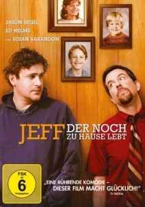 """Das DVD-Cover von """"Jeff, der noch zu Hause lebt"""" (Quelle: Paramount Home Entertainment)"""