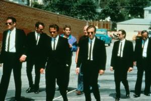 Die Gangster vor dem Überfall (Quelle: StudioCanal)