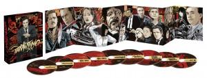"""Die """"TarantinoXX""""-Blu-ray-Box zum Dienstjubiläum des Regie-Großmeisters (Quelle: StudioCanal)"""