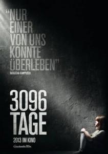 """Das Kinoplakat von """"3096 Tage"""" (Quelle: Constantin Film)"""