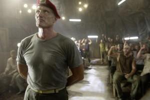 Dolph Lundgren ist wieder als Andrew Scott dabei (Quelle: StudioCanal)