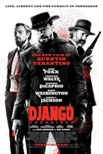 "Das Kinoplakat von ""Django Unchained"" (Quelle: Sony Pictures Germany)"