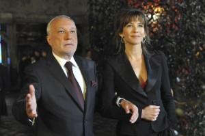 Charlotte verbringt weiter viel Zeit mit ihrem Ex-Mann Alain (Quelle: Senator Home Entertainment)