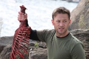 Ryan findet bedrohliche Speisereste (Quelle: Sony Pictures Home Entertainment)