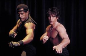 Curtis und Sean sind bereit zu kämpfen (Quelle:StudioCanal)