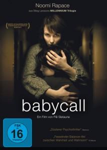 """Das DVD-Cover von """"Babycall"""" (Quelle: NFP)"""