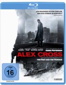 "Das Blu-ray-Cover von ""Alex Cross"" (Quelle: Ascot Elite)"