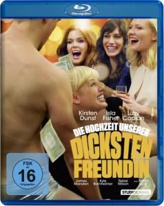 """Das Blu-ray-Cover von """"Die Hochzeit unserer dicksten Freundin"""" (Quelle: StudioCanal)"""
