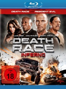 "Das Blu-ray Cover von ""Death Race 3: Inferno"" (Quelle: Universal Pictures Germany)"