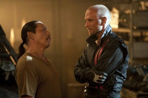 Goldberg ist sauer auf Carl (Quelle: Universal Pictures Germany)