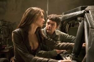 Lists schwört Katrina ein (Quelle: Universal Pictures Germany)