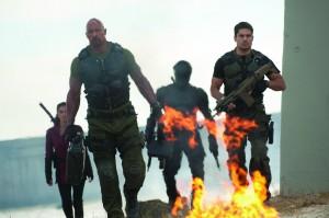 Der Angriff von Roadblock und Co. startet (Quelle: Paramount Pictures)