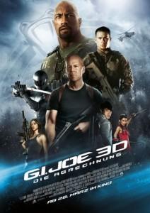 """Das Plakat von """"G.I. Joe 3D: Die Abrechnung"""" (Quelle: Paramount Pictures)"""