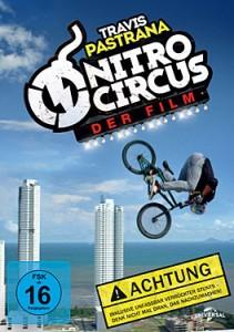 """Das Plakat von """"Nitro Circus - Der Film"""" (Quelle: Universal Pictures Germany)"""
