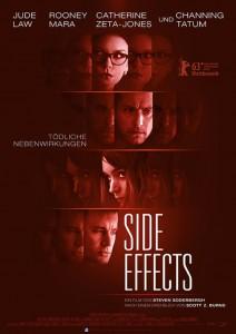 """Das Teaser-Plakat von """"Side Effects"""" (Quelle: Senator Film)"""