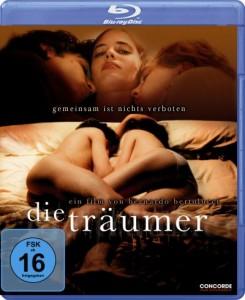 """Der Packshot der """"Die Träumer""""-Blu-ray (Quelle: Concorde Home Entertainment)"""
