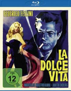 """Das Blu-ray-Cover von """"La Dolce Vita"""" (Quelle: Universum Film)"""