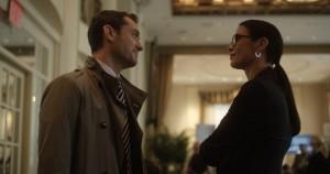 Doktor Banks trifft auf Doktor Siebert (Quelle: Senator Film)