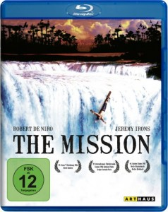"Das neue Blu-ray-Cover von ""The Mission"" (Quelle: StudioCanal)"