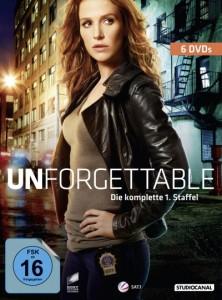 """Das Cover der ersten """"Unforgettable""""-Staffel (Quelle: StudioCanal)"""