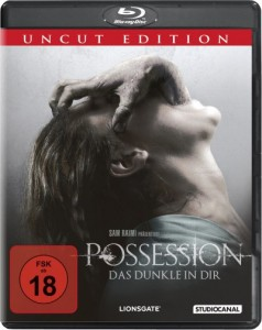 "Das Blu-ray-Cover von ""Possession - Das Dunkle in Dir"" (Quelle: StudioCanal)"