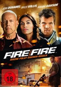 """Das DVD-Cover von """"Fire with Fire"""" (Quelle: Universum Film)"""