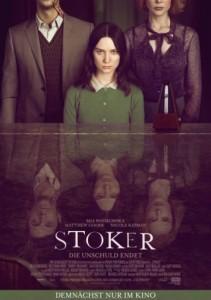 """Das Teaser-Plakat von """"Stoker"""" (Quelle: 20th Century Fox)"""